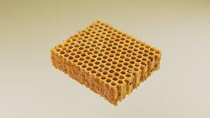 3D honey model