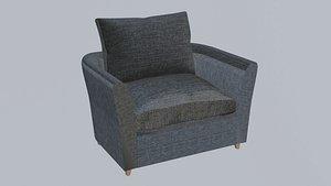 Small sofa model