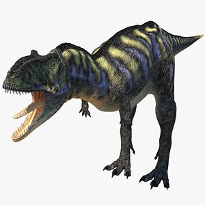 3D dinosaur dino r
