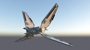 xbee 3D model