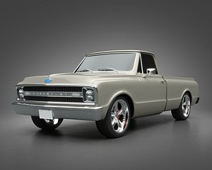 1969 Chevrolet Truck model