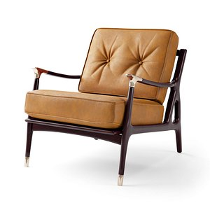 danish modern chair model