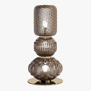 3D Etro Chagall Table Lamp