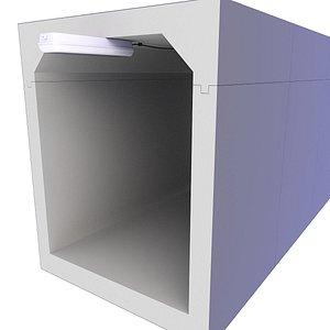3D tunnel technical