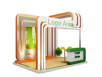 Booth Exhibition Stand a59a
