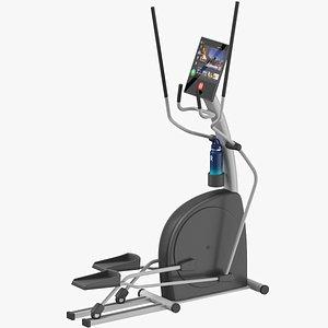 3D Elliptical Trainer Machine