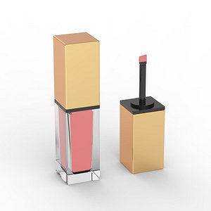 lip tint 3D model