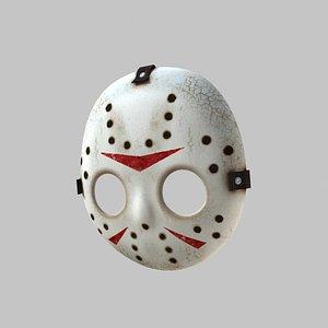 Jason Mask 3D