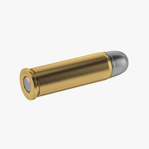 3D bullet 38 special model