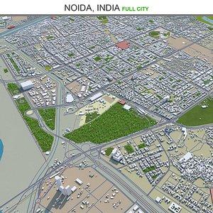 Noida India model