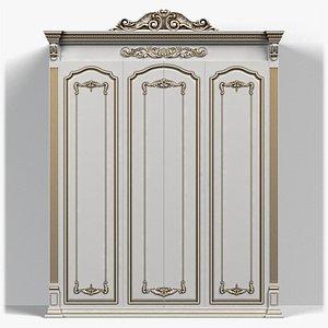Cupboard0015 3D model