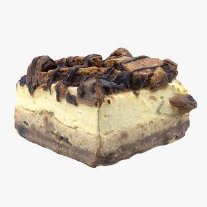 cheese cake 3D model