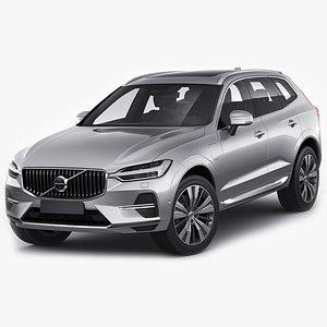3D model Volvo XC60 2022