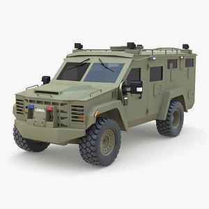 3D assets modeled realistic model