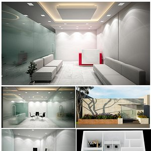 3D Small office project