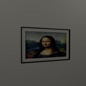 frame passe-partout 3D
