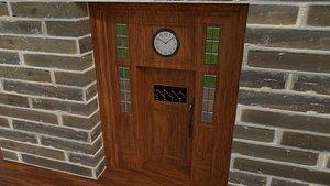 3D Vintage Elevator