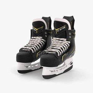 3D model Ice Hockey Skates