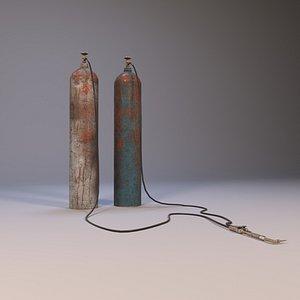 gas welding equipment model