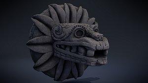 Quetzalcoatl 3D