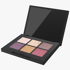 NARS Cosmetics Voyageur Eyeshadow Palette 3D model