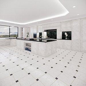 3D kitchen revit parametric