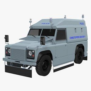 3D Police Tangi