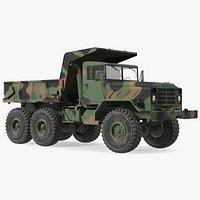 M939 Military Dump Truck Green