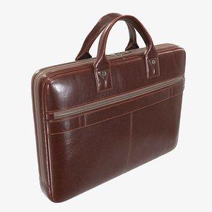 handbag leather briefcase model