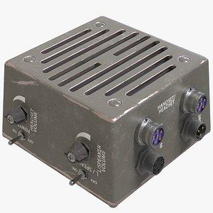 Loudspeaker RF-5980-SA001 3D model