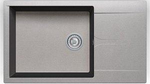 3D model Sink Polygran GALS-862 grey