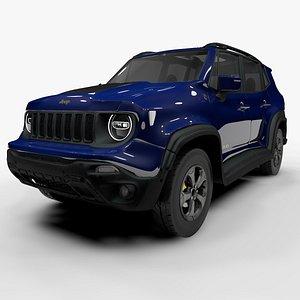 jeep renegade trailhawk 2019 model