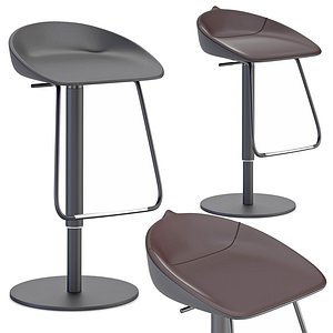 tab stool 3D model