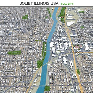 3D Joliet Illinois USA