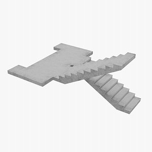 staircase stair case model
