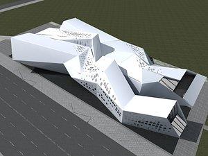 3D Museum 5 model