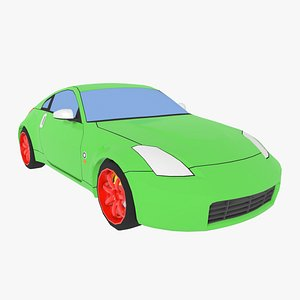 Free Car 3d Models For Download Turbosquid