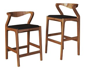 3D model chairs furniture seat