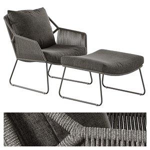 4so accor lounge 3D model