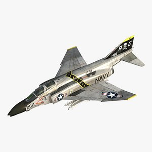F4 BN Phantom II Jolly Rogers VF-84 model
