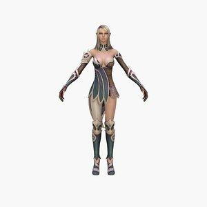 elf knight model