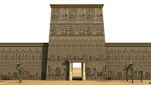 pheronic sculpture wall 3D