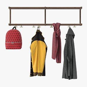 Nordal MAU shelf 3D