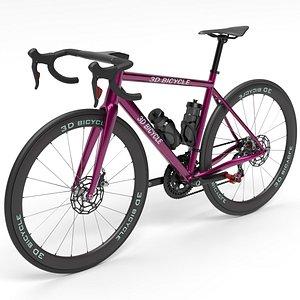 bicycle cycle racing model