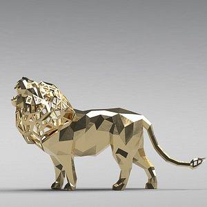 art sculpture statue 3D model