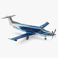 Pilatus PC12 NGX Business Plane