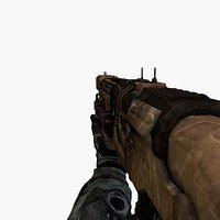 Weapon Shotgun