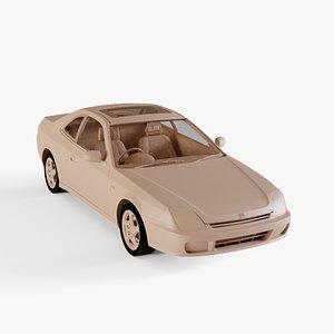 1997 Honda Prelude Si model