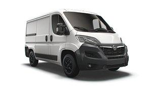 Opel Movano Van L1H1 2022 3D model