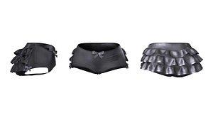 3D Frills Panties